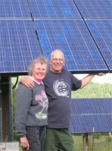 Muellers in front of grid-intertie PV system