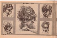 some aborigine portraits artist