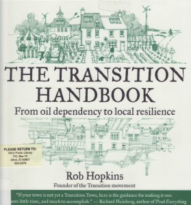 transition handbk cover